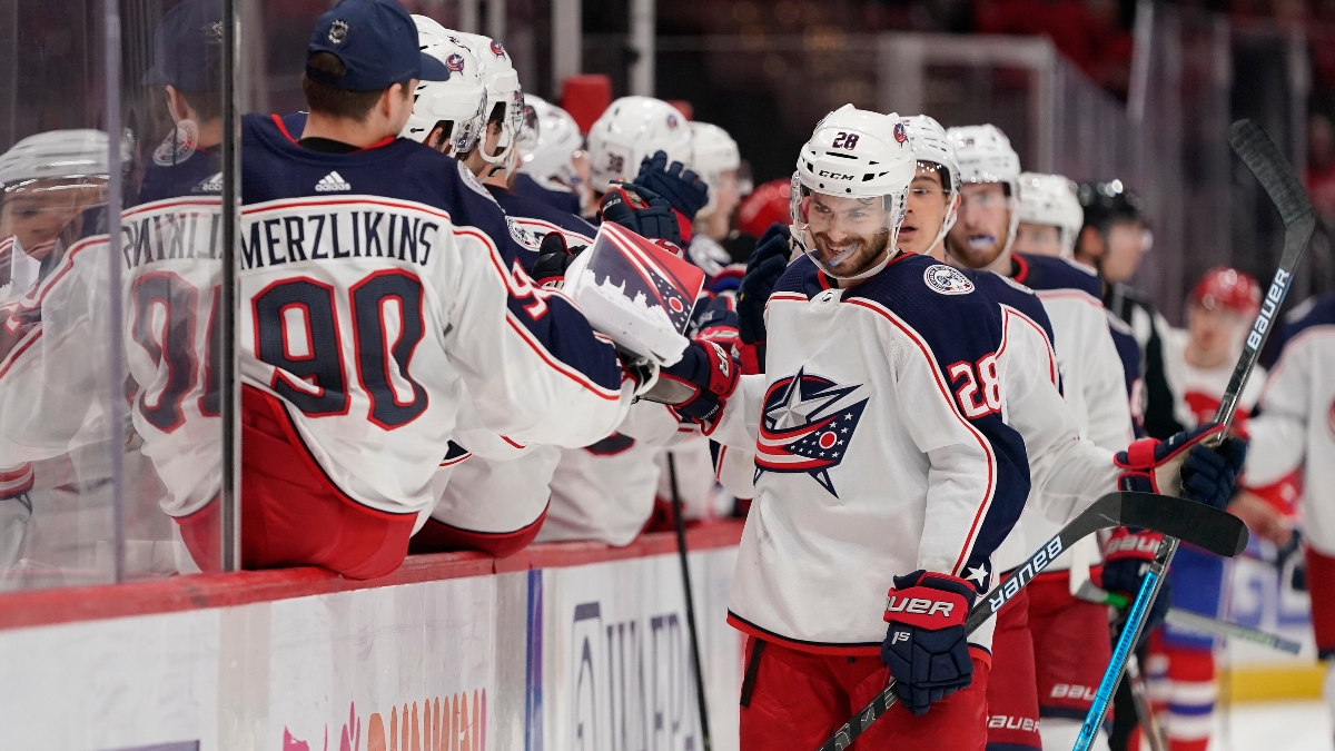 Blue Jackets vs. Maple Leafs Odds & Picks: Columbus Is a Live Dog On Sunday Night article feature image