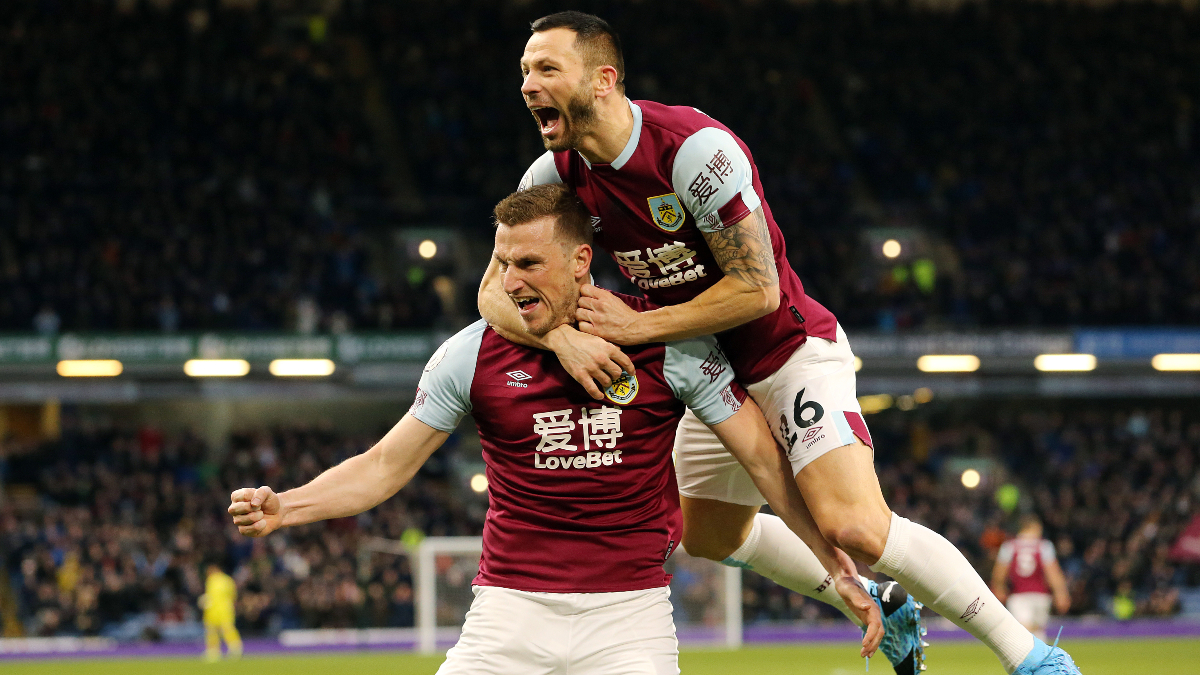 Premier League Odds, Betting Picks: Burnley vs. Wolves (Wednesday, July 15) article feature image
