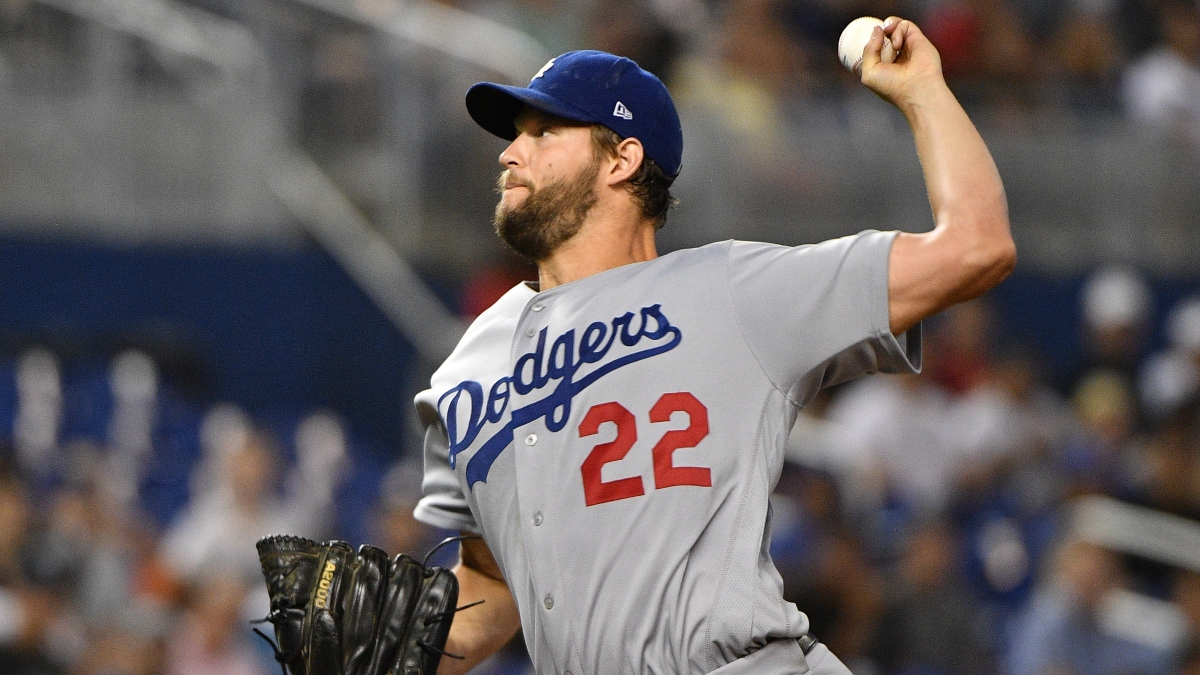 Updated Giants vs. Dodgers Odds: Clayton Kershaw Scratched, Moneyline on the Move article feature image