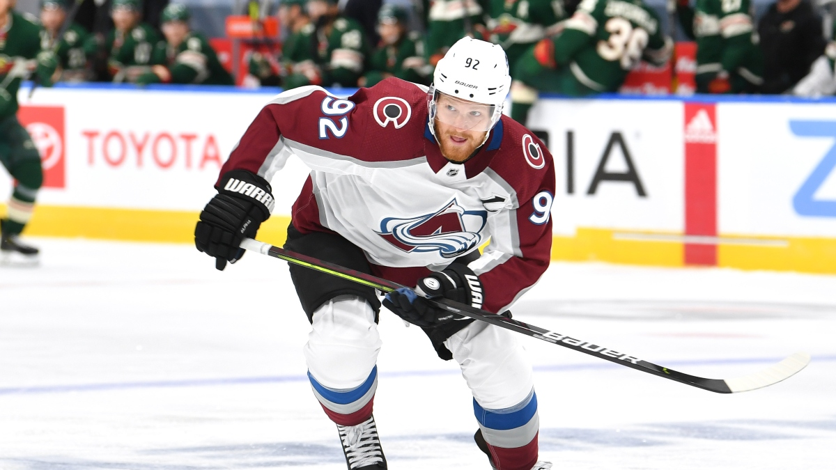 Wednesday NHL Betting Odds, Picks & Predictions: Avalanche vs. Coyotes Game 1 Preview (Aug. 12) article feature image