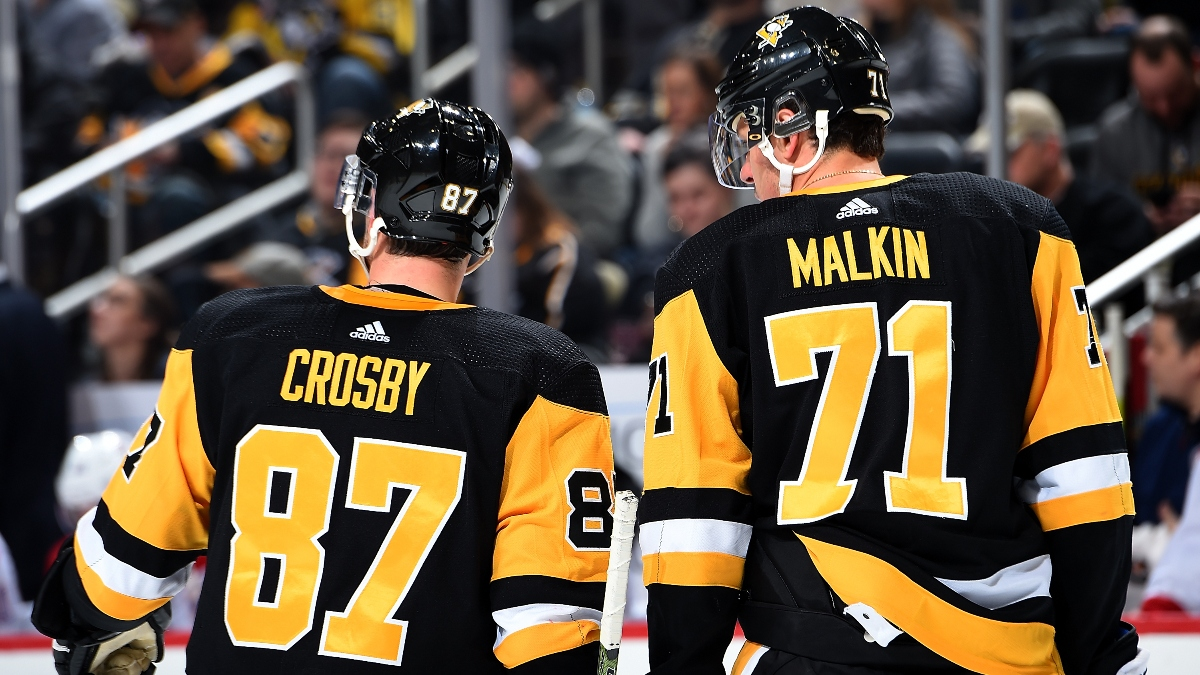 Saturday NHL Odds & Betting Picks: Penguins vs. Canadiens Game 1 Preview (August 1) article feature image