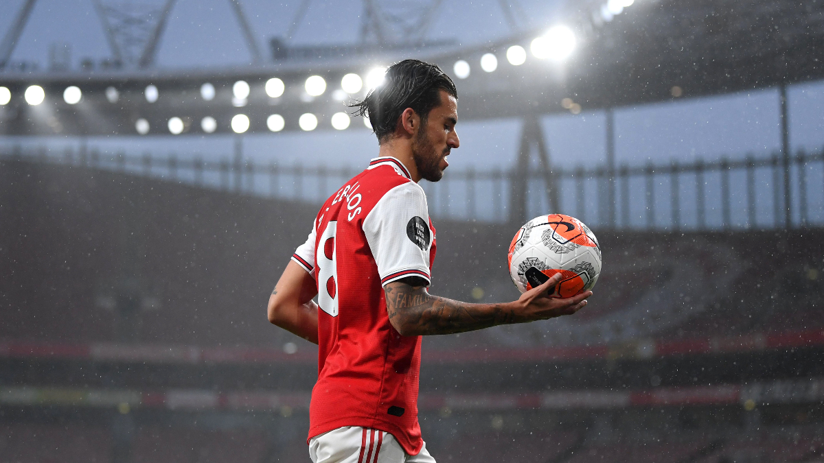 Arsenal at Tottenham Odds, Picks: Betting Predictions for Sunday's Premier League Soccer Match article feature image