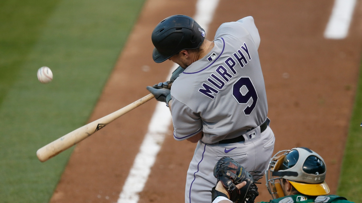 Rockies vs. A's Sharp Pick: How Pros Are Betting Wednesday's Over/Under (July 29) article feature image
