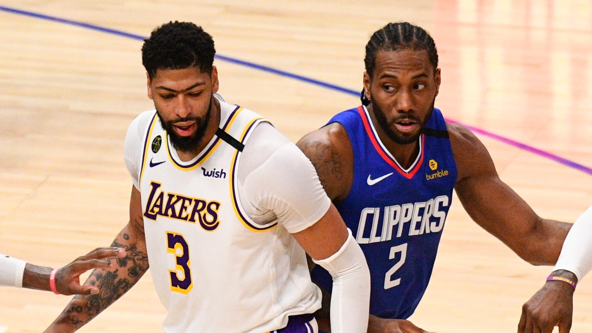NBA Sharp Betting Picks (Thursday, July 30): Jazz vs. Pelicans, Clippers vs. Lakers article feature image