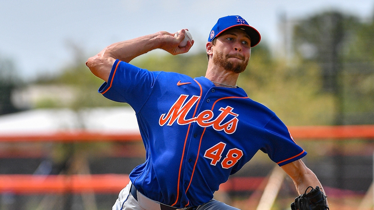New York Mets 2020 Betting Preview: Best Futures Odds & Season Projections article feature image