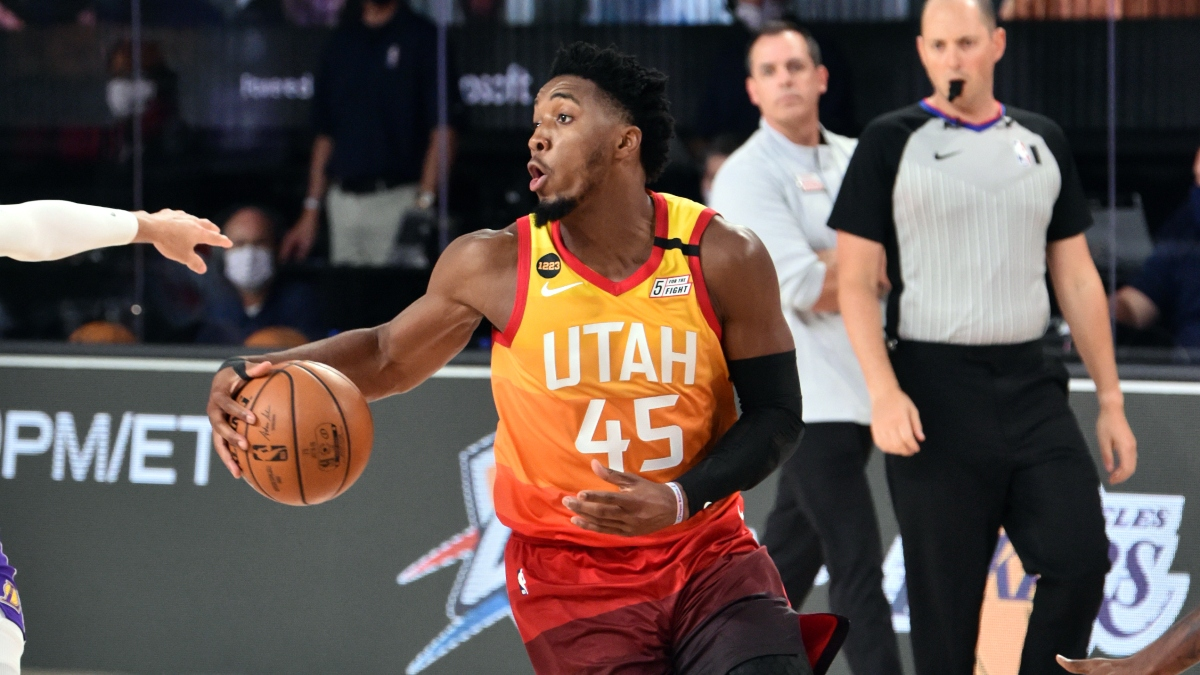 NBA Betting Odds and Picks (Wednesday, Aug. 5): Betting Predictions for Grizzlies vs. Jazz article feature image