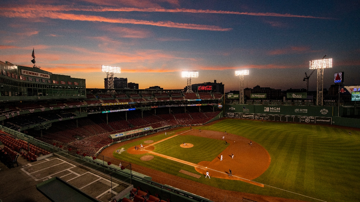 Mets vs. Red Sox Betting Odds, Weather Report (July 27): Wind at Fenway Moving Over/Under article feature image
