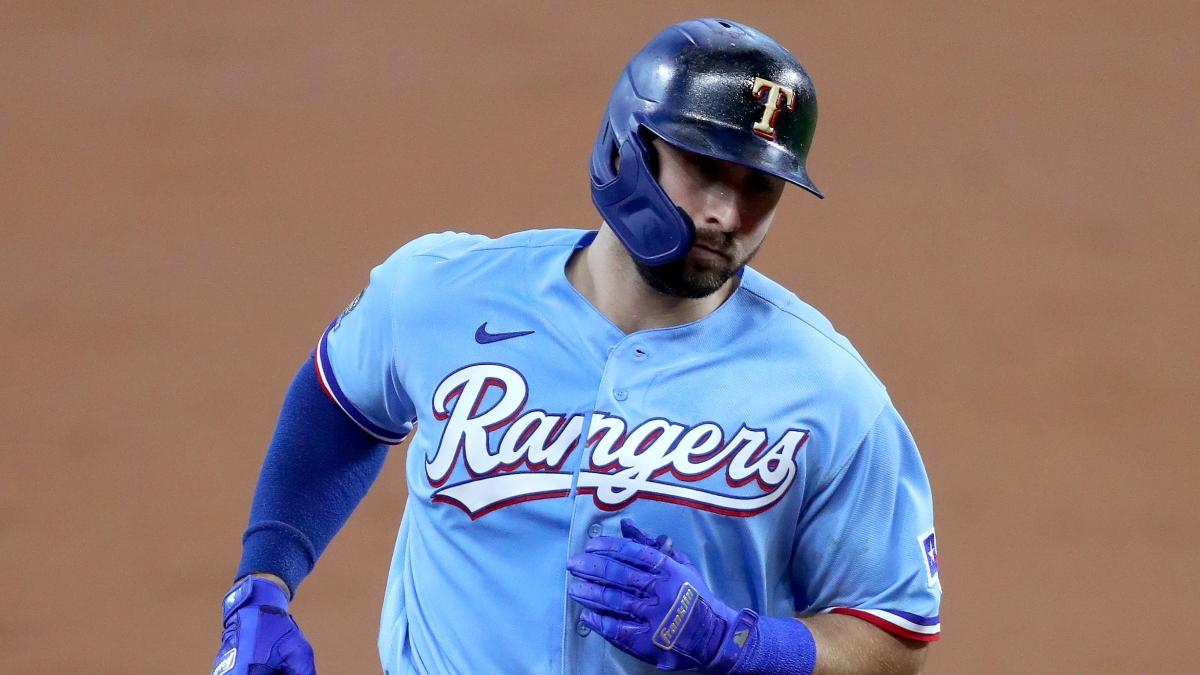 Our 3 Best MLB Picks for Tuesday Night, Including Cubs vs. Reds, Diamondbacks vs. Rangers article feature image