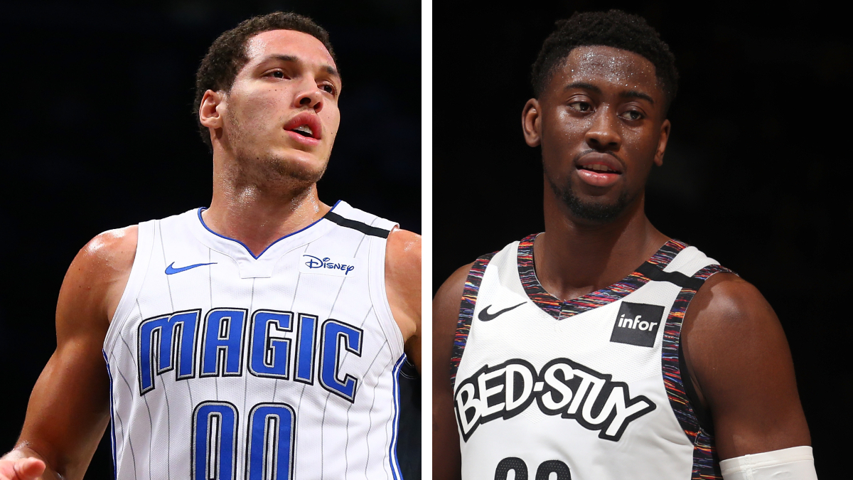 NBA Betting Odds & Picks: How to Bet Magic vs. Nets article feature image