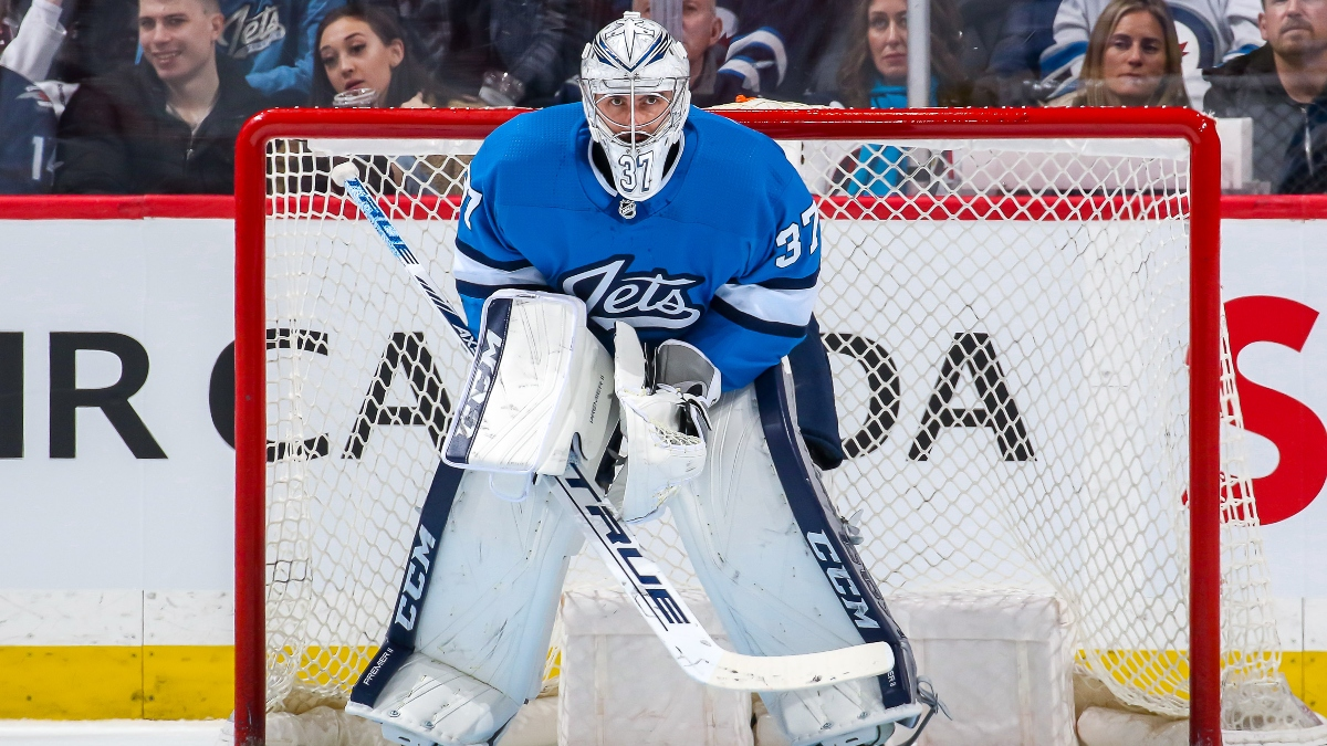NHL Betting Odds & Picks: How to Bet Winnipeg Jets vs. Calgary Flames article feature image