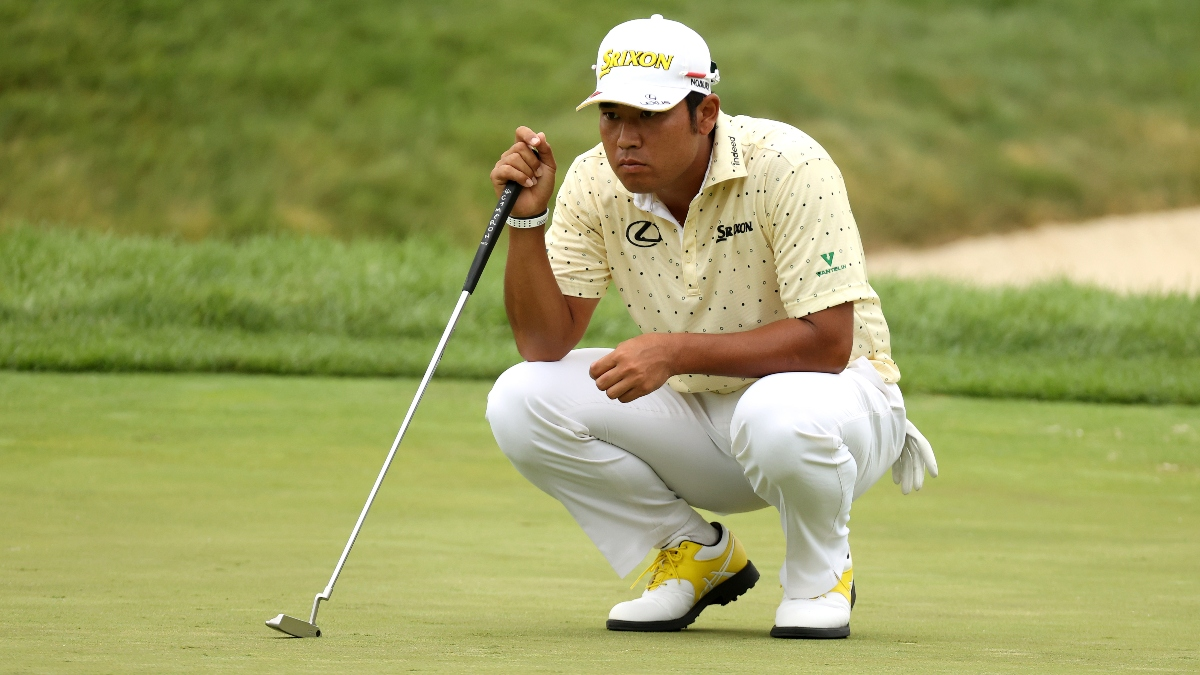 The Best Memorial Tournament Matchup Bets: Matsuyama Over Tiger, Sergio Over Spieth, More article feature image