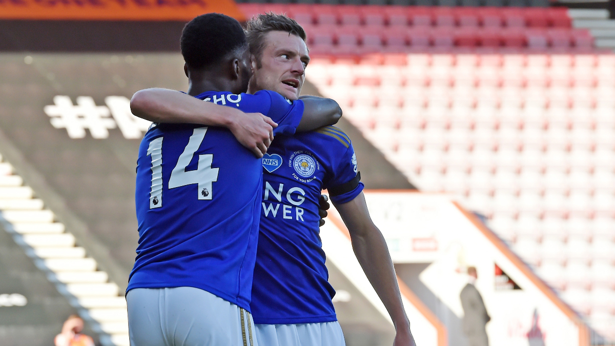 Premier League Odds, Picks and Predictions: Leicester City vs. Sheffield United (Thursday, July 16) article feature image