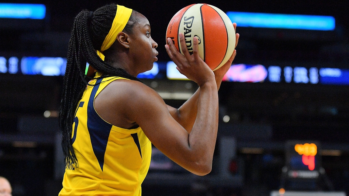 Fever vs. Mystics Odds & Picks: How To Bet This Spread article feature image