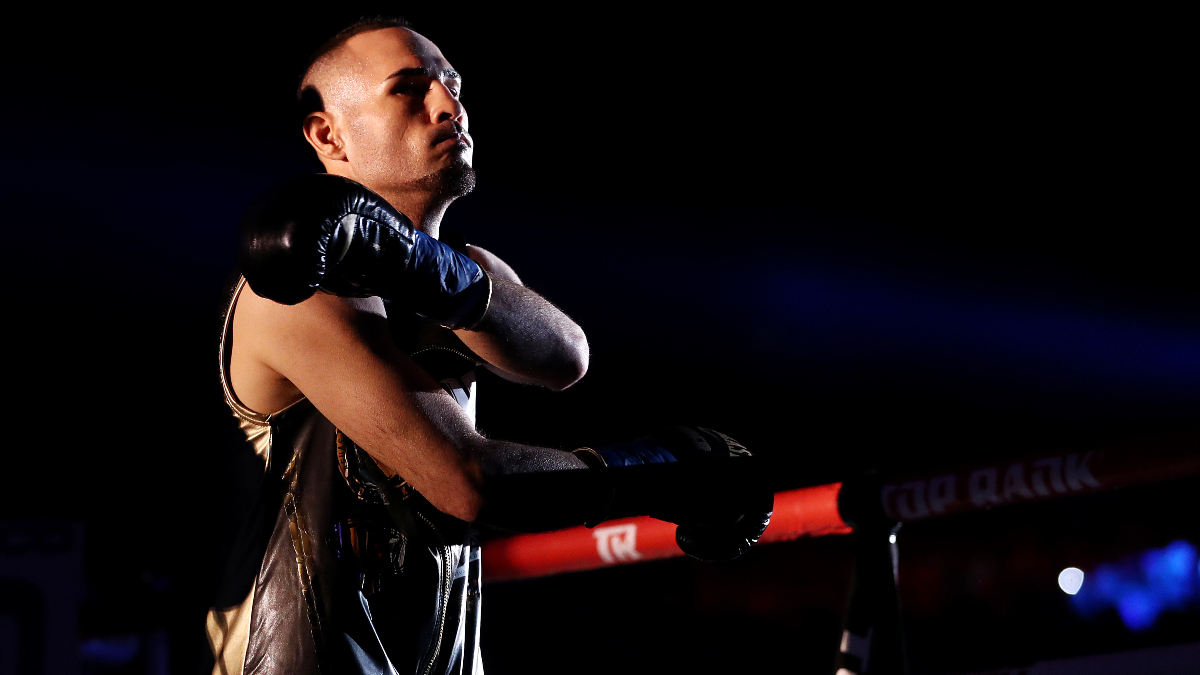 Jose Pedraza vs. Mikkel LesPierre Boxing Odds, Picks & Prediction: Will We See Another Top Rank Main Event Upset? article feature image