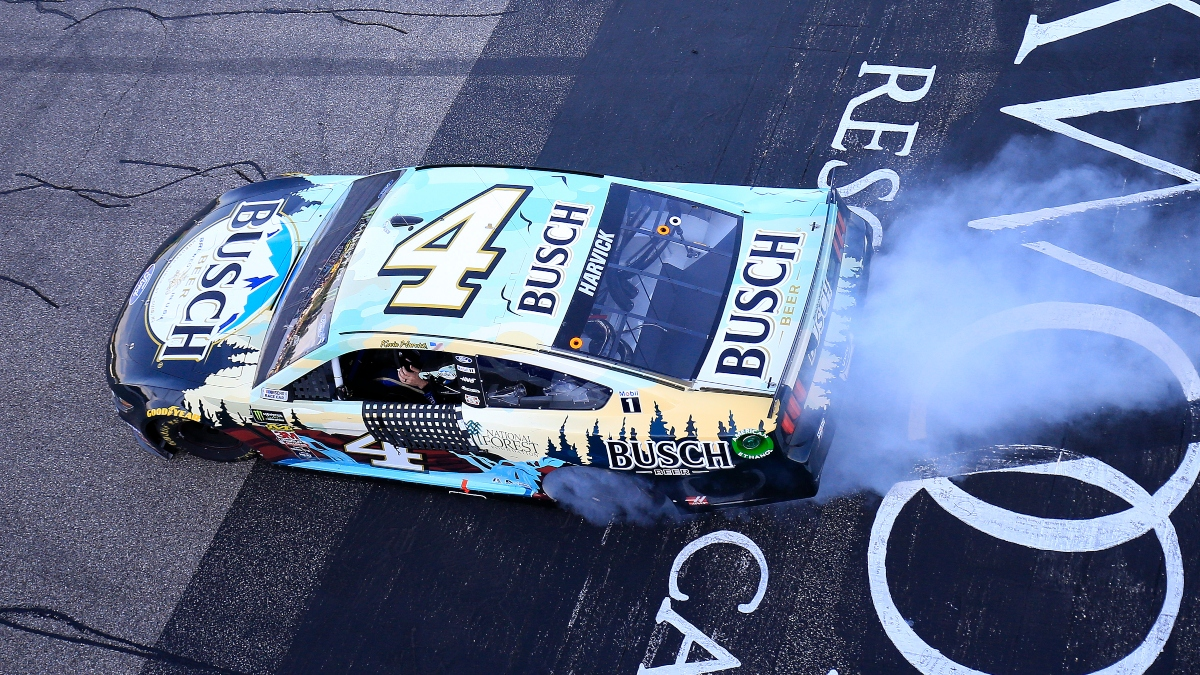 NASCAR at New Hampshire DraftKings Picks: DFS Strategy for Sunday's Foxwoods Resort Casino 301 article feature image