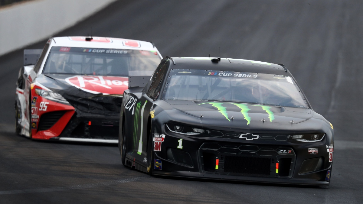 NASCAR Prop Bets Odds and Predictions (August 2): Plus-Money Bets for Sunday's Foxwoods Resort Casino 301 at New Hampshire article feature image