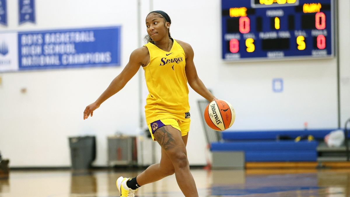 WNBA Betting Odds, Picks & Predictions: 5 Bets for Opening Night article feature image