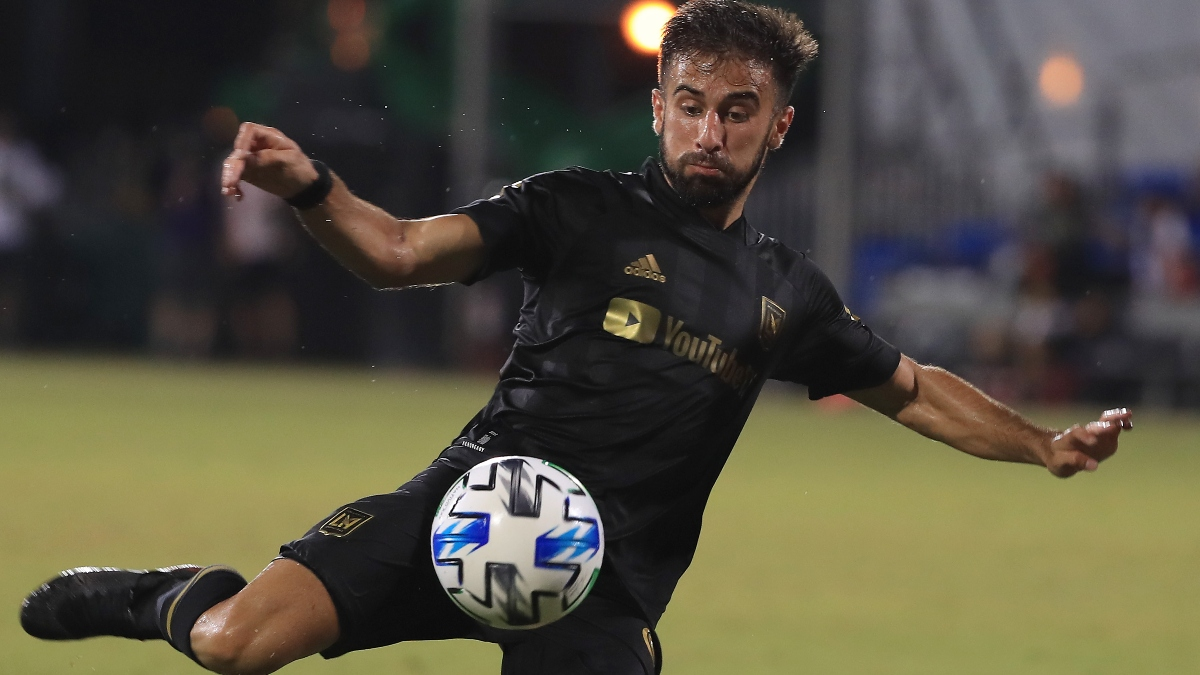 LAFC vs. LA Galaxy Odds, Picks and Predictions: Finding Betting Value For Saturday Night's Matchup article feature image
