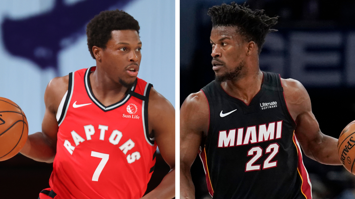 NBA Betting Odds, Picks and Predictions: Raptors vs. Heat (Monday, August 3) article feature image