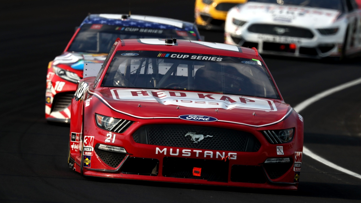 NASCAR at Texas Betting Odds & Picks: The Plus-Money Prop Bet for the O'Reilly Auto Parts 500 article feature image