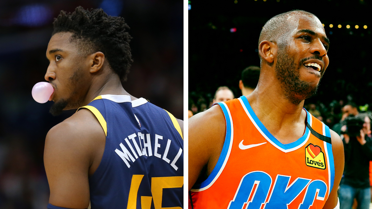 NBA Best Bets: Jazz vs. Thunder Odds, Picks and Predictions (Saturday, August 1) article feature image
