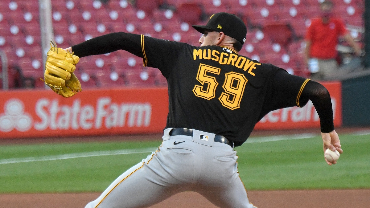 MLB Sharp Betting Pick: Brewers vs. Pirates (Wednesday, July 29) article feature image