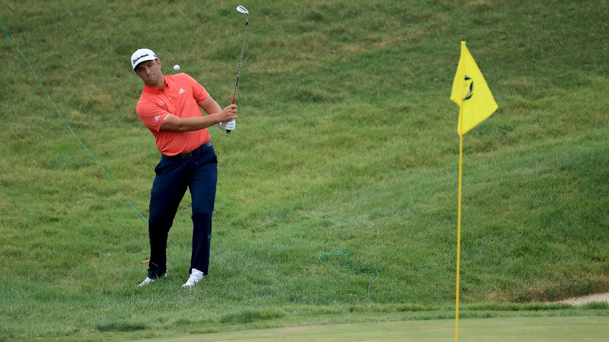 Jon Rahm Penalty Swings $150,000 in DFS Prizing & Final Round Matchup Bets article feature image