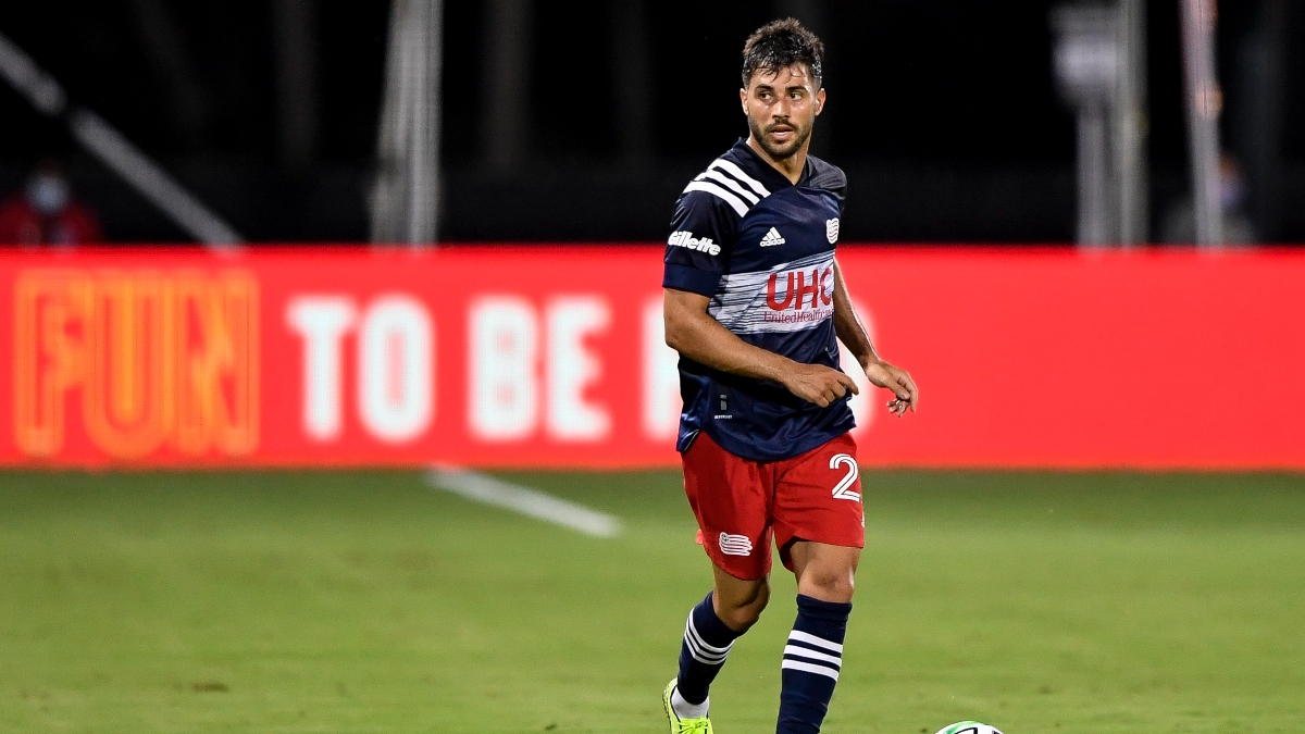 MLS Is Back Odds & Picks: How to Bet DC United vs. New England Revolution article feature image