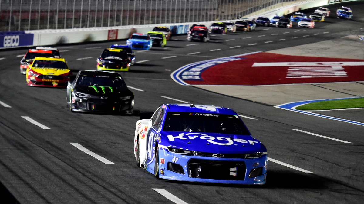 NASCAR Quaker State 400 at Kentucky Odds, Picks: 2 Prop Bets for Sunday's (July 12) Race article feature image