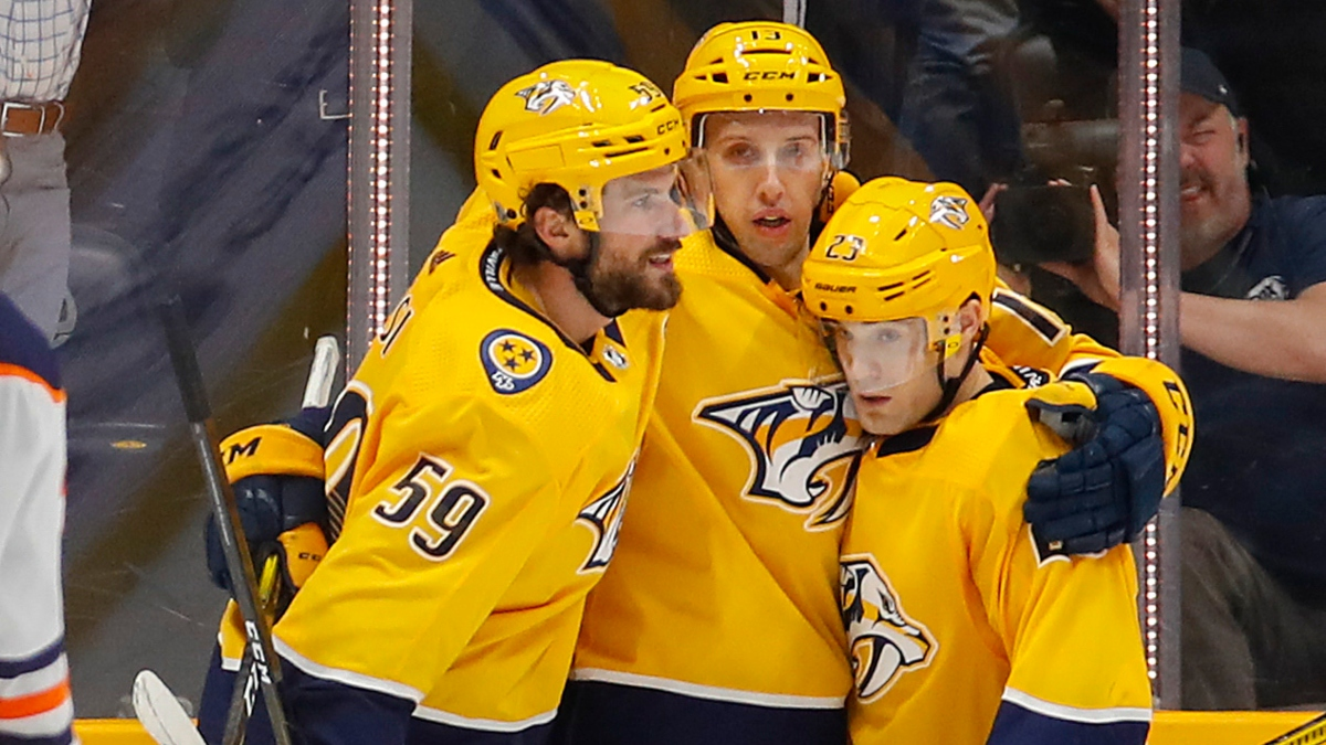 NHL Betting Odds, Picks and Predictions: Coyotes vs. Predators Game 2 Preview (Tuesday, August 4) article feature image