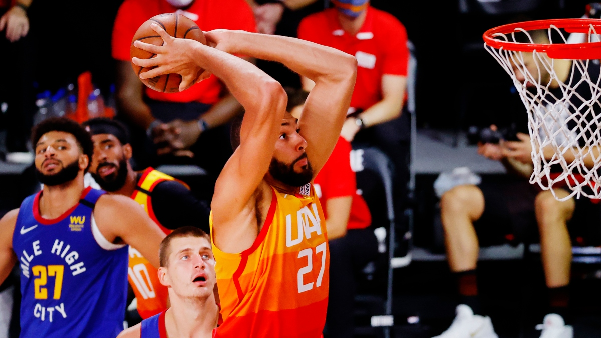 NBA Betting Odds, Picks and Predictions: Mavericks vs. Jazz (Monday, August 10) article feature image