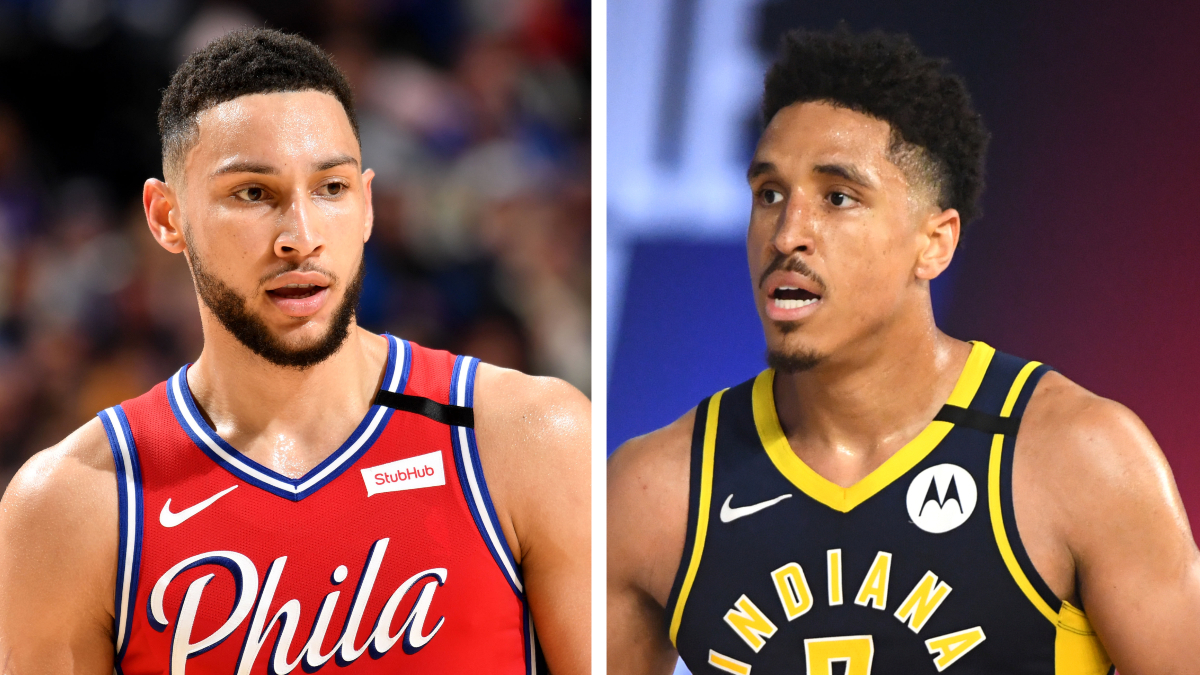 Saturday NBA Odds, Betting Picks & Predictions: 76ers vs. Pacers Preview (Aug. 1) article feature image