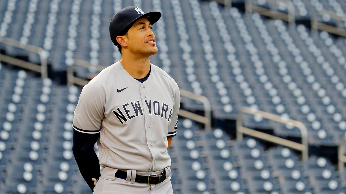 MLB Odds, Picks & Promotions: Bet $20, Win $100 if Yankees Get At Least One Hit vs. Nationals This Weekend article feature image