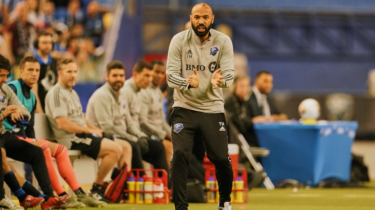 MLS Betting Odds, Pick and Prediction (Thursday, July 9): New England Revolution vs. Montreal Impact Best Bet article feature image