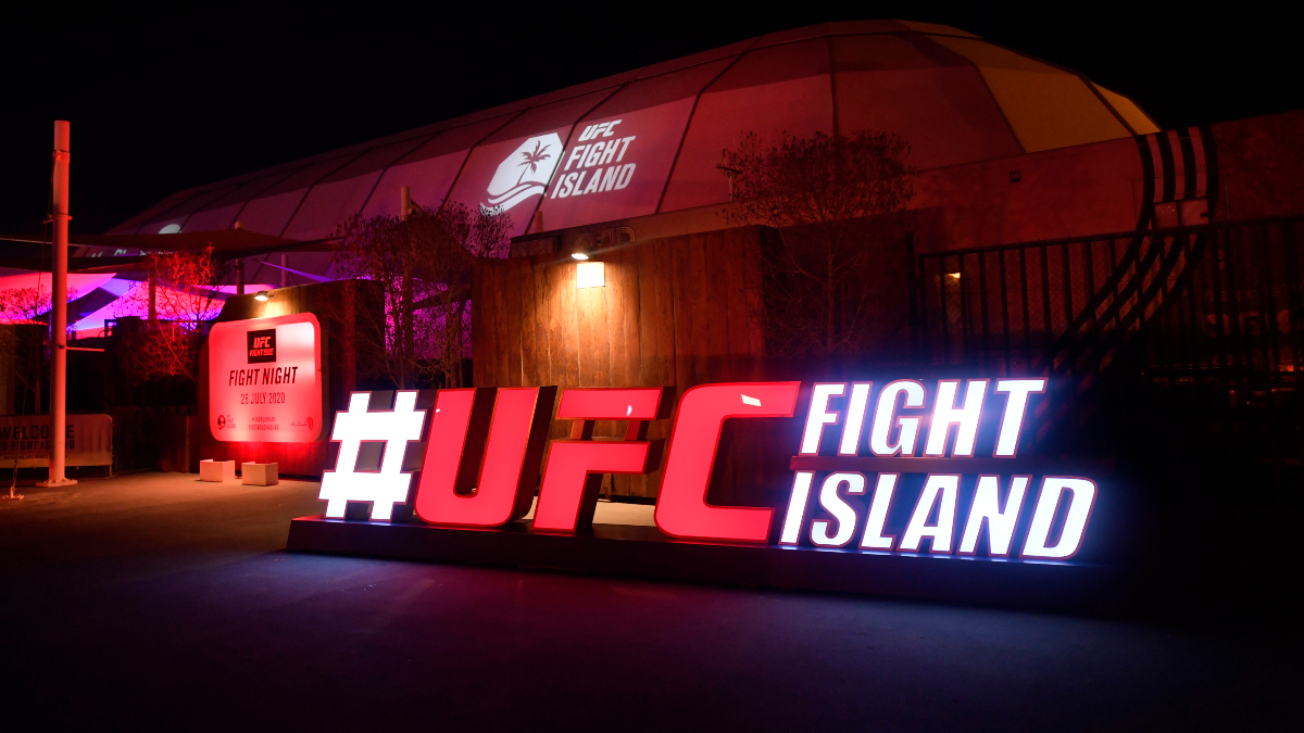 UFC Fight Night Betting Odds, Projections & Picks: How to Find Betting Value on Wednesday's 11 Fight Island Bouts article feature image