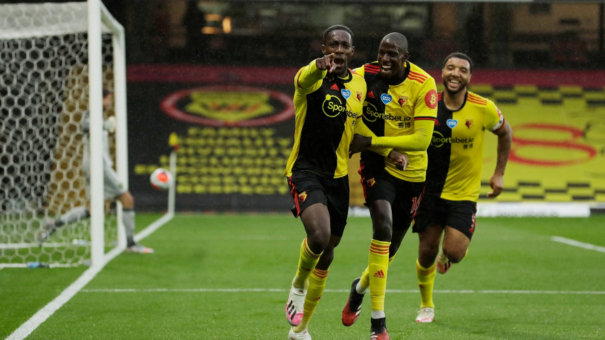 Premier League Odds, Picks and Predictions: Watford vs. Newcastle (Saturday, July 11) article feature image