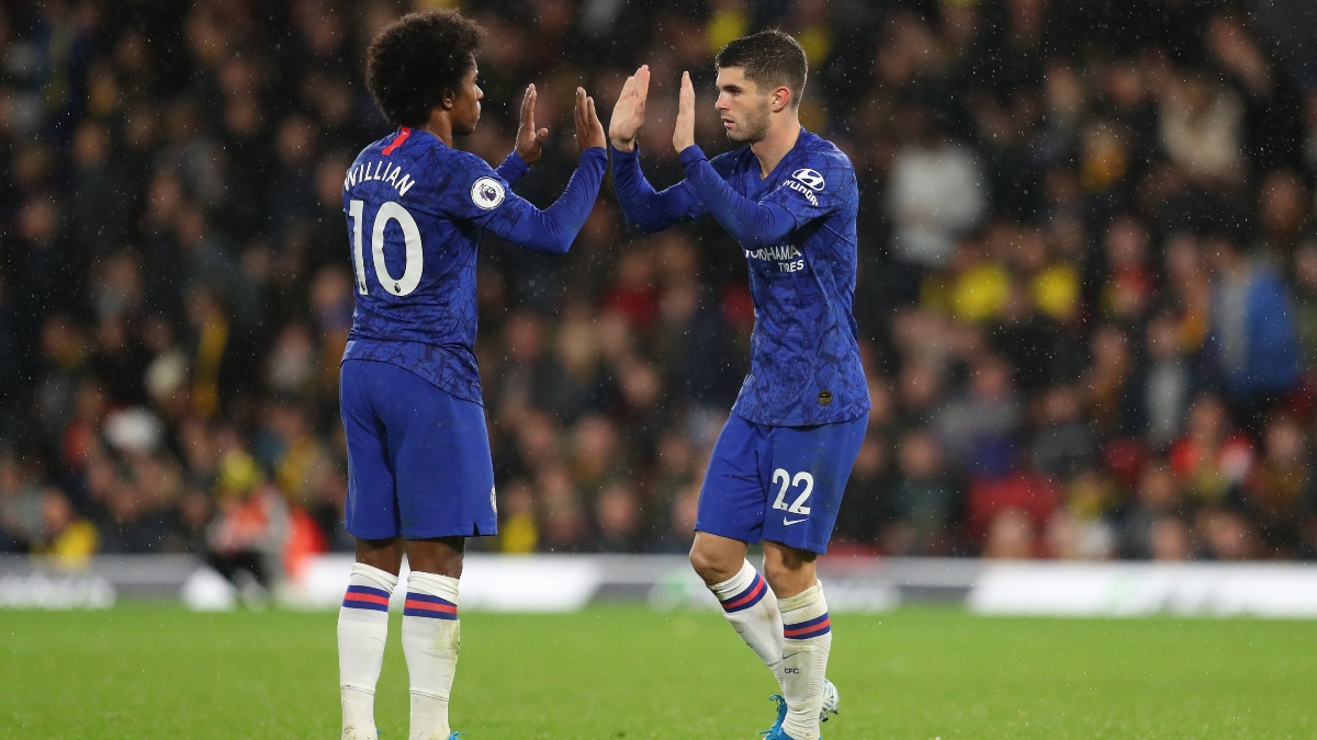 Crystal Palace vs. Chelsea Odds, Picks: Betting Predictions for Tuesday's Premier League Match article feature image