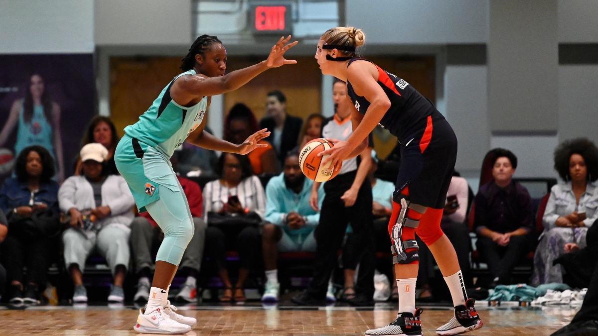 Tracking WNBA Injuries & Players Sitting Out 2020 Due To Coronavirus Concerns, More article feature image