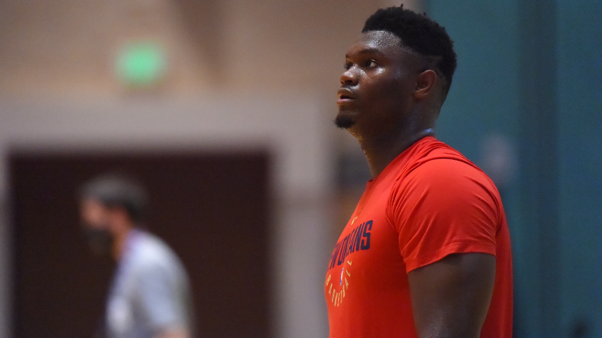 Moore: What Zion Williamson's Absence From the NBA Bubble Means for the New Orleans Pelicans article feature image