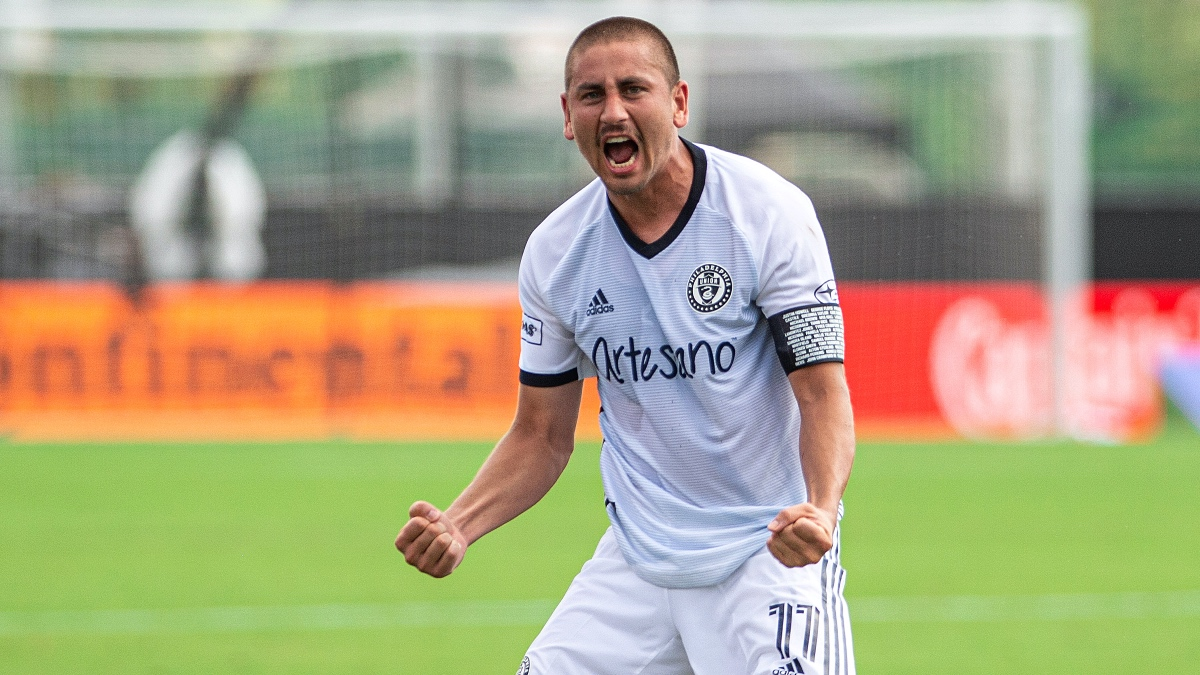 Saturday MLS Betting Odds and Picks: Philadelphia vs. DC United, Los Angeles Galaxy vs. San Jose (Aug. 29) article feature image