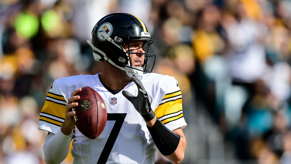 NFL Prop Bets: How To Bet Ben Roethlisberger's 2020 Passing Props article feature image