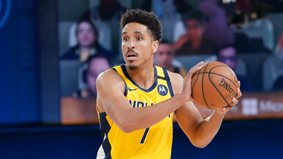 NBA Playoffs Betting Odds, Picks & Predictions: Heat vs. Pacers Game 4 (Monday, August 24) article feature image