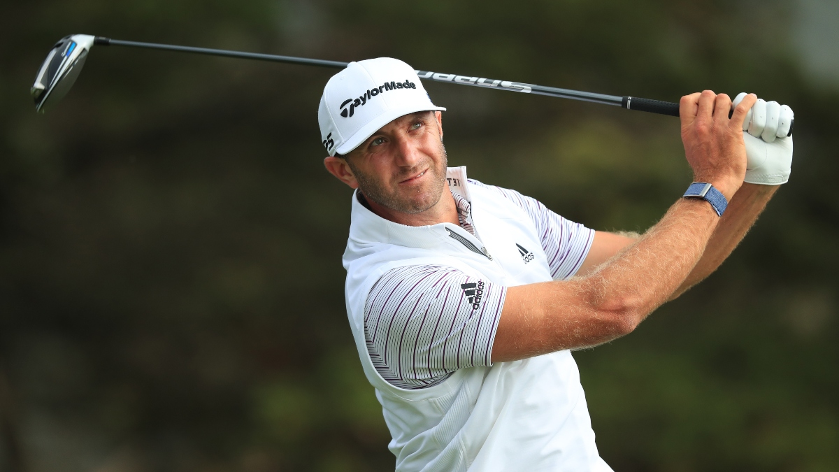 PGA Championship Round 4 Betting Picks & Tips Using Strokes Gained: Dustin Johnson's Odds Are Too Short article feature image