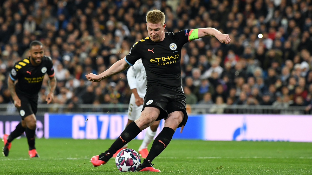 Champions League Odds & Pick: Real Madrid vs. Manchester City (Friday, August 7) article feature image