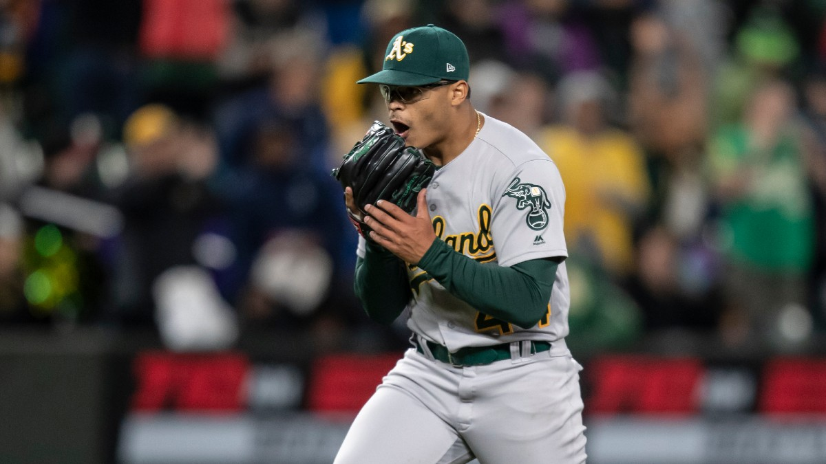 Tuesday MLB Betting Odds & Picks: Athletics vs. Rangers (Tuesday, Aug. 4) article feature image