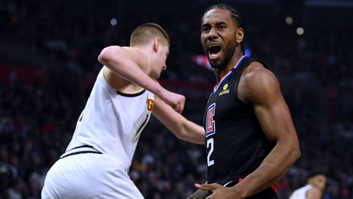 Clippers vs. Nuggets Promo: Bet $25, Win $250 if One of Kawhi, PG13 or Jokic Scores 10+ Points article feature image