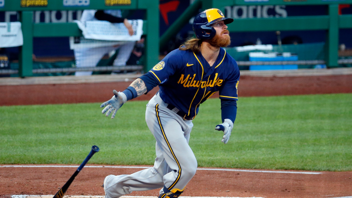 MLB Betting Odds, Picks and Predictions: Pirates vs. Brewers (Saturday, August 29) article feature image