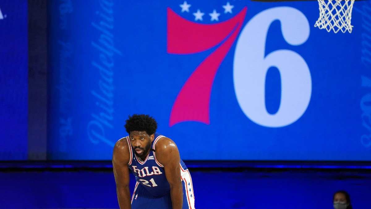 76ers vs. Celtics Promos in New Jersey: Bet $1, Win $76 on the 76ers article feature image
