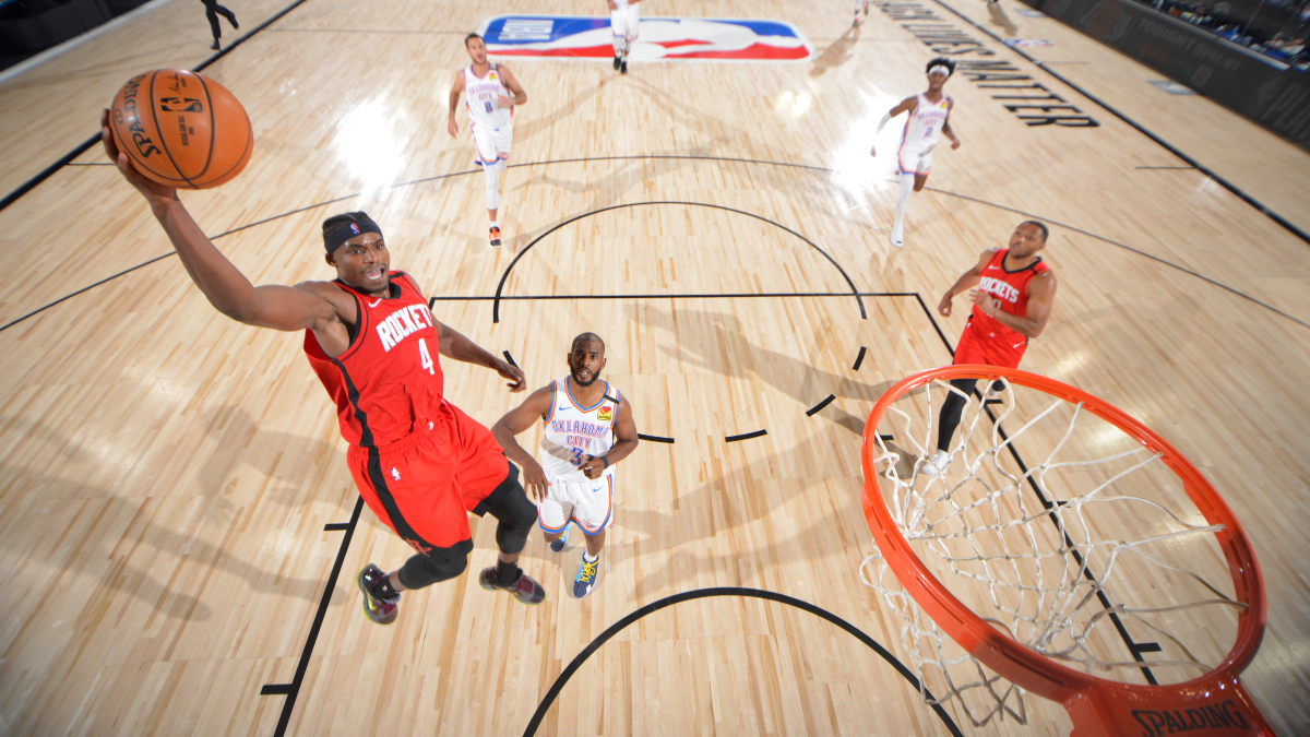 Thunder vs. Rockets Game 5 Betting Odds, Picks & Predictions (Wednesday, August 26) article feature image