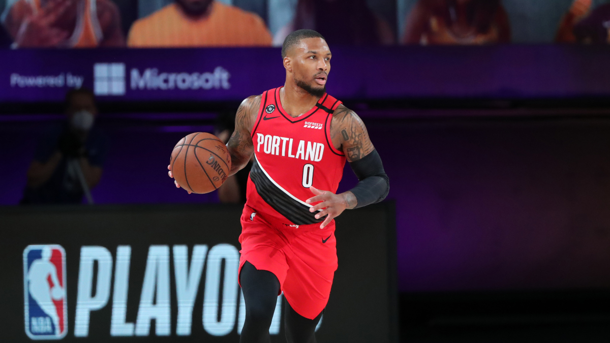 Saturday NBA Player Prop Bets & Picks: LeBron James, Damian Lillard and More (August 22) article feature image